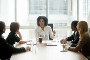 Women Remain Underrepresented in Leadership