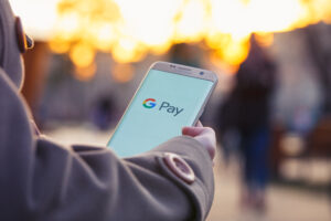 Google Pay in Use