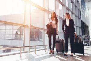 Business travel prepares for a decline.