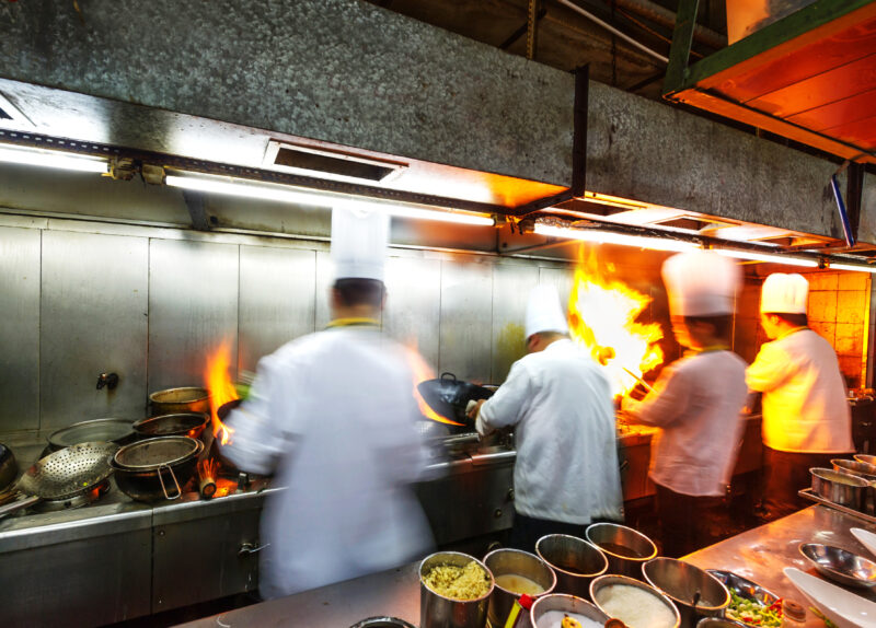 Helping Restaurants of All Sizes with the Restaurant Repair Process