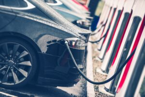 How the grid will need to change for electric vehicles.